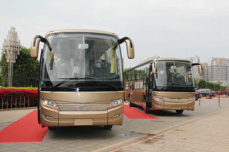 安凯11米旅游车系列
