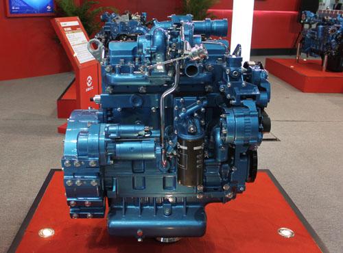 上柴sc5dt天然气发动机