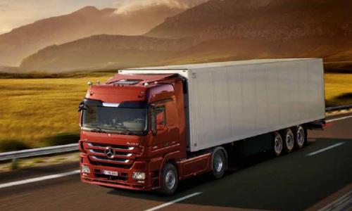 2014梅赛德斯 奔驰卡车 品牌盛典 高清图片
