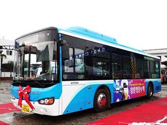 海格KLQ6109GEV纯电动公交车