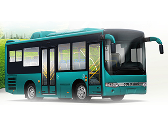 安凯8.5米天然气公交车