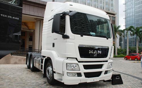 曼恩商用车辆2012全系出击_第一商用车网