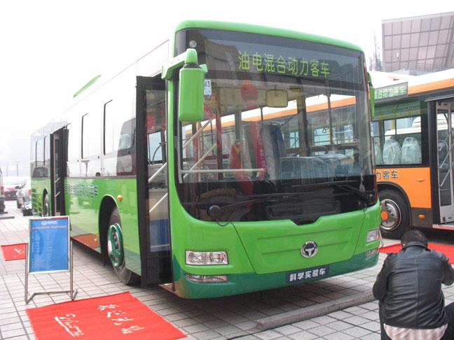 福田6851公交车电路图资料