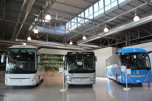依维柯irisbus品牌客车