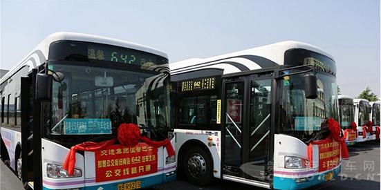 青岛温馨巴士竞标新加坡公交线路