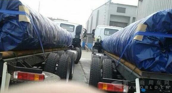 """卡车""""送车""""行业曝出黑幕 卡车司机已经集体愤怒.jpg"""