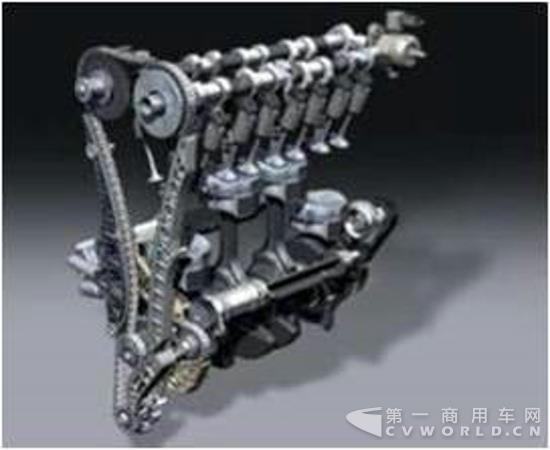 福特全顺v348发动机