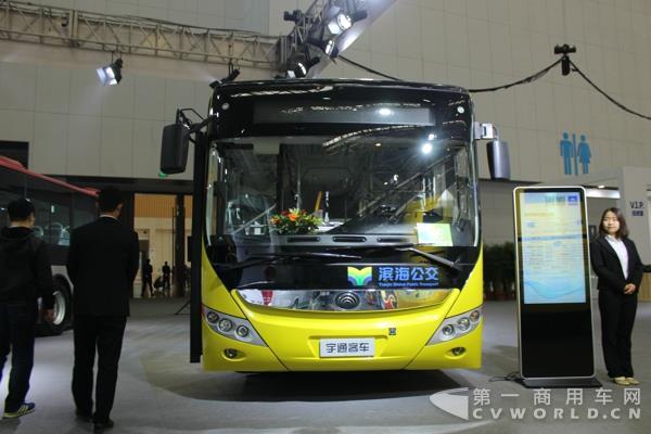 今年1月,宇通客车生产的纯电动公交车又加入到索非亚的公交系统进行试