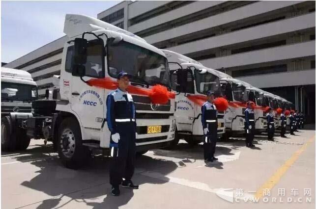 2016年,东风商用车上海锐洪4s店于嘉定区开业,至此,上海区域形成了