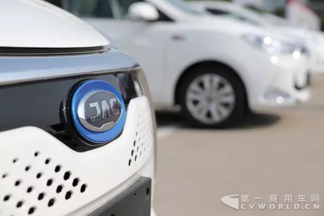 省长都来了 江淮大众新能源汽车项目开工高清图片