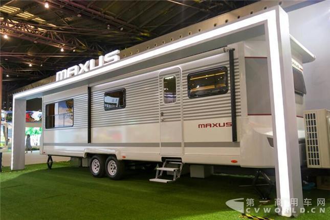 售价21.8万 上汽大通发布全新营地拖挂房车.jpg