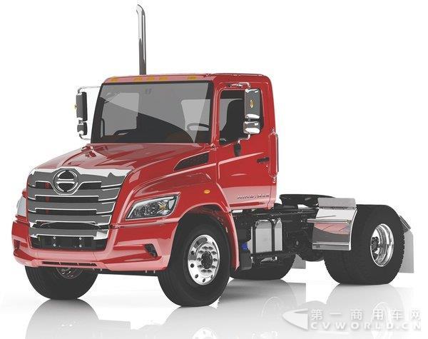 日野新长头车发布 专攻北美重型车市场4.jpg