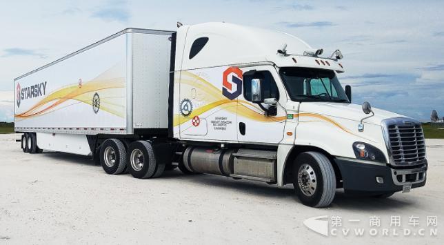 Starsky Robotics获融资1650万美元 研发完全自动驾驶货运卡车.jpg