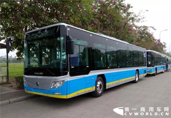 我国首批国六动力投放市场 玉柴发动机服务北京公交