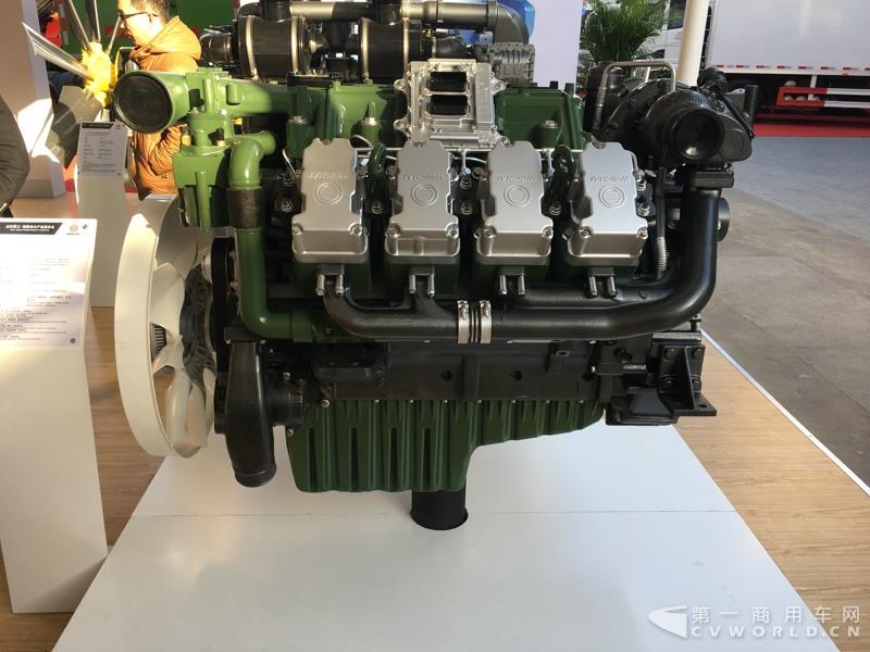 WP17系列柴油发动机