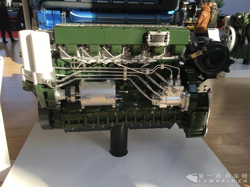 WP13特种柴油发动机