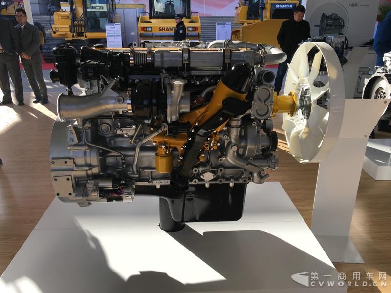WP10.5H欧六系列柴油发动机