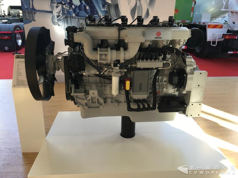 WP13NG系列气体发动机