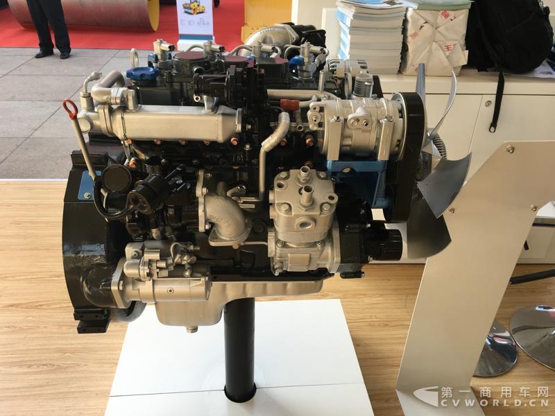 WP2 .3N欧六系列柴油发动机