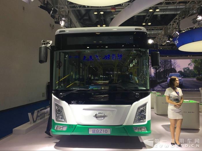 长江益众Z10电动氢燃料城市客车